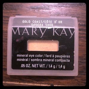 🆕 Mary Kay Mineral Color Eyeshadow Gold Coast 🌕